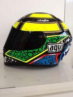Agv GP-Tech A.Iannone 2012 by Starline