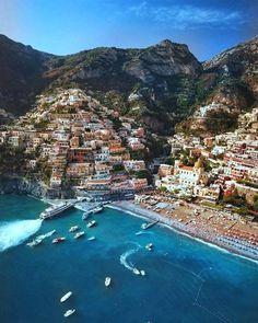 Positano, Italy #italyvacation #ItalyVacation