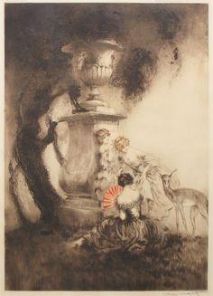 Vintage et cancrelats: Louis Icart - Partie 2