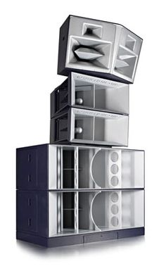 Funktion One Dance Stack Speakers - probably one of the best sound systems ever made ;)