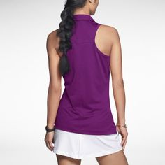Nike Sport Core Racerback Women's Golf Polo