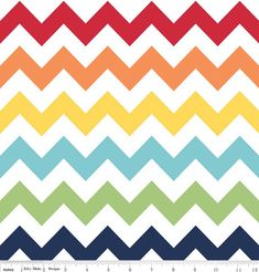 Rainbow chevron LAMINATED fabric yardage aka oilcloth by Laminates, $15.95 for the chairs