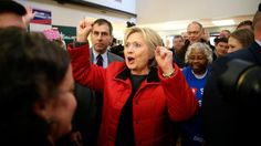 Hillary Clinton Officially Wins Iowa Democratic CaucusVariety