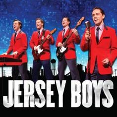 JERSEY BOYS / Prince Edward Theatre: The story of Frankie Valli and The Four Seasons