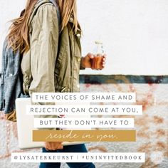 Father God, thank You for the reminder I don't have to let the labels from others stick to me. | @LysaTerKeurst