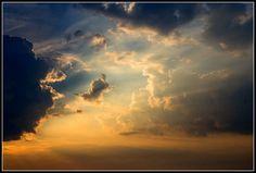 hand full of sky