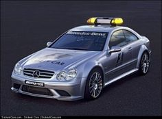 2007 CLK 63 AMG Safety Car Leading the F1 Pack - http://sickestcars.com/2013/05/20/2007-clk-63-amg-safety-car-leading-the-f1-pack/
