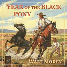 Year of the Black Pony (Living History Library) | Walt Morey