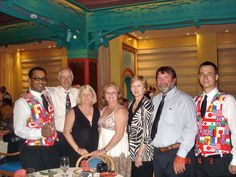 Magic Cruise 2009. The service on the Disney Boats are AMAZING!!!!!