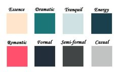 dressing your truth type 2 color palette - Google Search