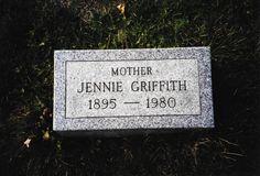 Tombstone Tuesday ~ Jennie E. BEADNELL #genealogy