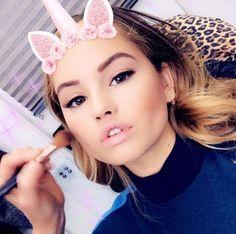 Debby Ryan Snapchat