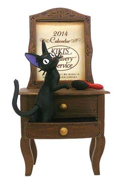 Kiki's Delivery Service Antique Dresser Animation [Collectible]