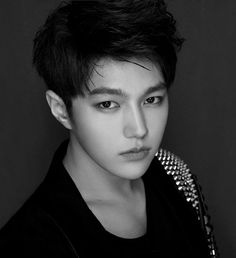 Kim Myungsoo/L from K-Pop group Infinite Infinite The Eye, Ulzzang, Kim Myungsoo, Infinite Members, Lee Sungyeol, Solo Photo, Nam Woo Hyun, Woollim Entertainment, Kpop