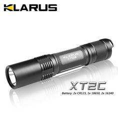 Lampe Torche Klarus XT2C - 1100Lumens