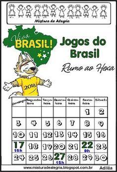 64 best atividades copa do mundo images on pinterest brazil flag