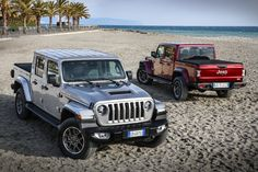Das neue Modell markiert die Rückkehr der Marke in das Pickup-Segment und kommt zu den Feierlichkeiten des 80-jährigen Jubiläums von Jeep® zu den europäischen Händlern. Jeep Gladiator, Pick Up, Jeep Wrangler, Peugeot, Toyota, City, Vehicles, Futurism, Celebrations