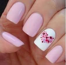 Risultati immagini per nail art unghia corte