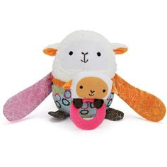 Skip Hop Hug and Hide Stroller Toy, Lamb (Discontinued by Manufacturer) Toddler Toys, Baby Toys, Kids Toys, Baby Baby, Car Seat And Stroller, Baby Car Seats, Baby Shower Gifts, Baby Gifts, Shower Baby