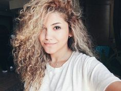 1000+ ideas about Blonde Curly Hair on Pinterest | Curly Hair ...