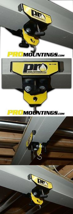 Bag Stands Platforms and Accs 179785: Pro Mountings I Beam Roller Mounting System For Heavy Bags -> BUY IT NOW ONLY: $149.99 on eBay!