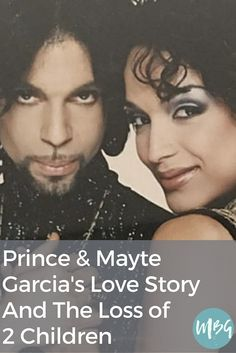 We know Prince as an amazing musician and song writer, but most don't know the pain and loss he endured with his former wife, Mayte Garcia.