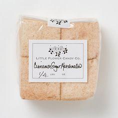 Cinnamon Sugar Marshmallows