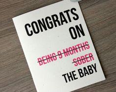 Lol... Congrats!