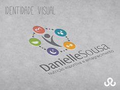 Identidade Visual Danielle Sousa, uma nutricionista de Brasília DF apaixonada pela forma como a nutrição aliada a outros hábitos saudáveis podem mudar a vida dos seus pacientes! A Tudo Marketing é responsável pela identidade visual da marca. #IdentidadeVisual #Branding #DanielleSousa #Nutri #Nutricao #Portfolio #TudoMarketing #TudoMkt