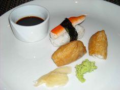 Muang Thai - thai restaurant in Jyväskylä Finland  Muang thain lounasbuffet - alkupaloja