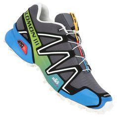 Compre já o seu Tênis Salomon Speed Cross 3 – Masculino, por R$ 529,90.