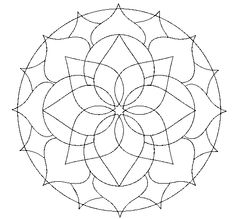 29 best simple mandalas images simple mandala colors coloring pages