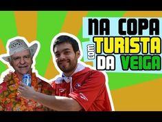 Na Copa com Turista da Veiga