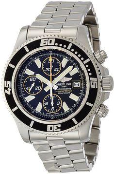 Men watches Luxury watches for men BREITLING Super Ocean 44 Men Watch A110B82PRS #luxurywatches #menswatchesbreitling #menswatchesluxury #manswatch