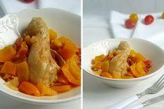 Классика мировой кулинарии и немного домашней стряпни - Испанская классика: Курица Чилиндрон