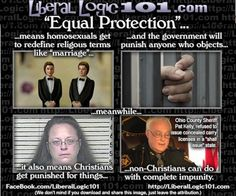 "' Equal Protection"" – Unequal Definition…"