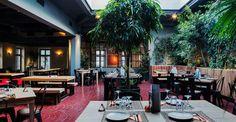 ΦΟΥΑΡ, Εστιατόριο, μπαρ και γκαλερί, Μητροπόλεως72 και Χριστοπούλου, 1ος όροφος, Μοναστηράκι