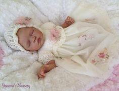 Joanna's Nursery~ COMPLETELY ADORABLE~ Reborn Baby GIRL~ CIANNE By ROMIE STRYDOM | eBay