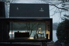 Vipp Shelter. prefab