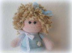 ✣ Häkel Puppe Kantenhocker Puppe ✣ von ✣  Smoozly Crochet ✣ auf DaWanda.com