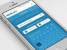 Date picker #app #ui