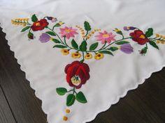 Large Brand New Traditional Hungarian Handmade Kalocsai by gimmoka