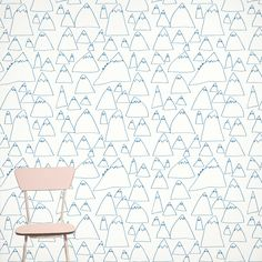 15 Gorgeous Wallpapers You Can't Help But Covet via Flavorpill