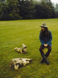 George Harrison - All Things Must Pass Photo Shoot, 1970