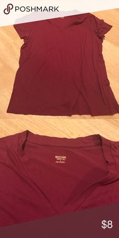 T-shirt Purple t-shirt from target Mossimo Supply Co Tops Tees - Short Sleeve