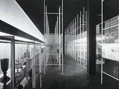 franco albini - exhibition design