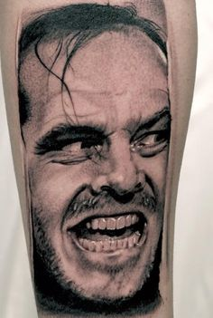 tatto by Andrea Afferni  ohhhh myyyyy gooodnessss.... the detail!