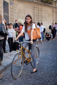 #cyclechic #cyclefashion #sawakofuruno