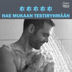 Dove Men / Tekniikan Maailma, Otavamedian verkkomediat - advertoriaali  - testiryhmä - peli