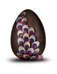 L'œuf en chocolat Fauchon